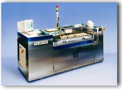 testing machine for printed circuit cards